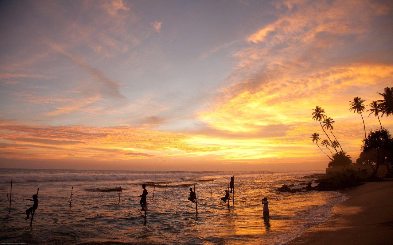 东南亚休闲风景