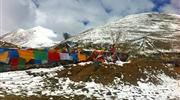 康定、川藏318 拉萨、青藏线、西藏自驾13日游